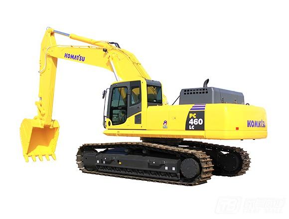 小松PC460LC-8履带挖掘机