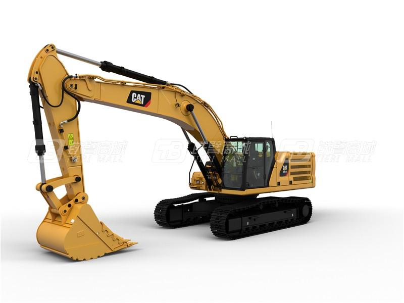卡特彼勒新一代CAT<sup>®</sup> 345 GC液压挖掘机