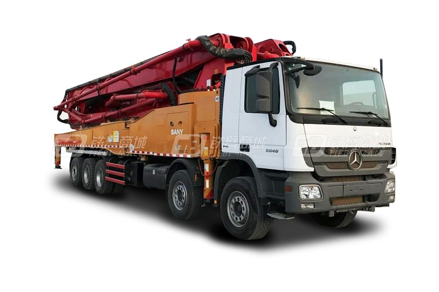 三一SYM5532THB 620C-8混凝土泵车