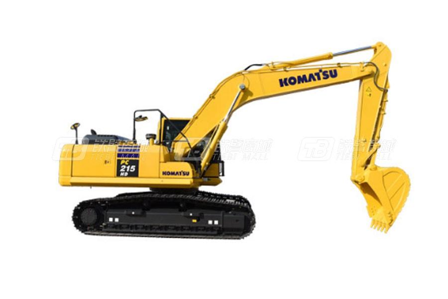 小松PC215HD-10MO履带挖掘机
