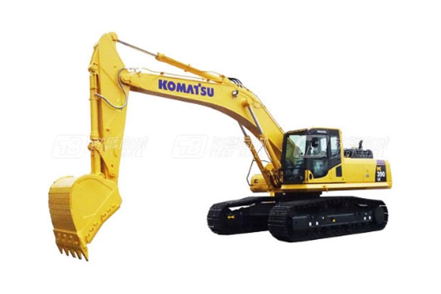 小松PC390LC-8MO履带挖掘机