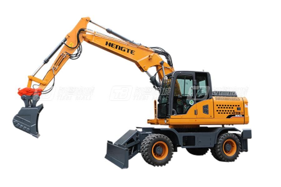 恒特重工HT185W轮式挖掘机