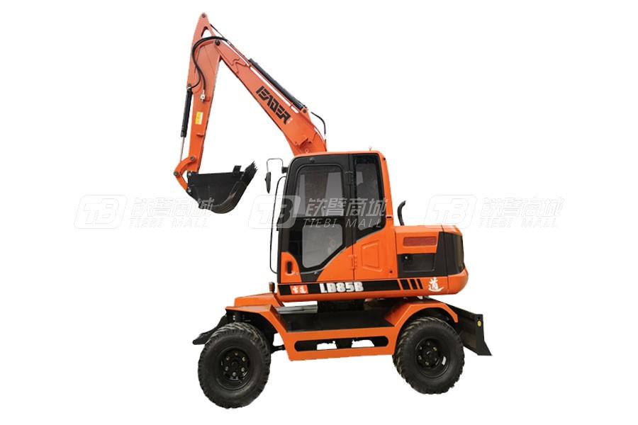 雷道LD85X轮式挖掘机