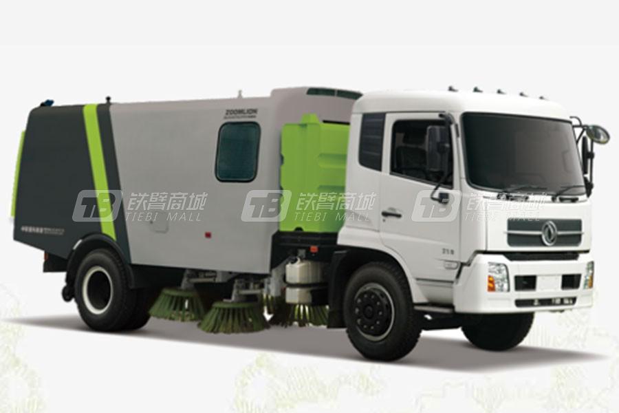 盈峰环境ZLJ5163TSLDFE5湿式扫路车