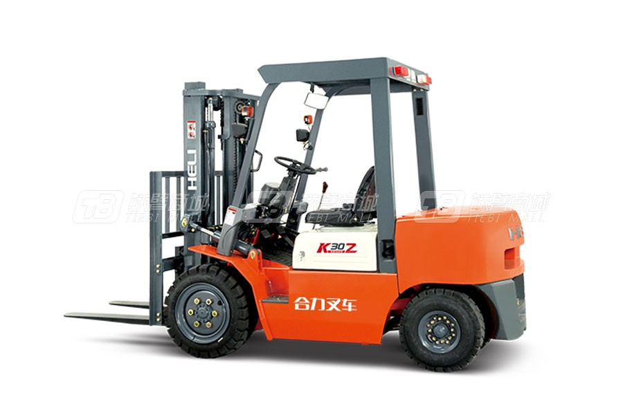 合力CPC30K系列3吨内燃平衡重式出租叉车