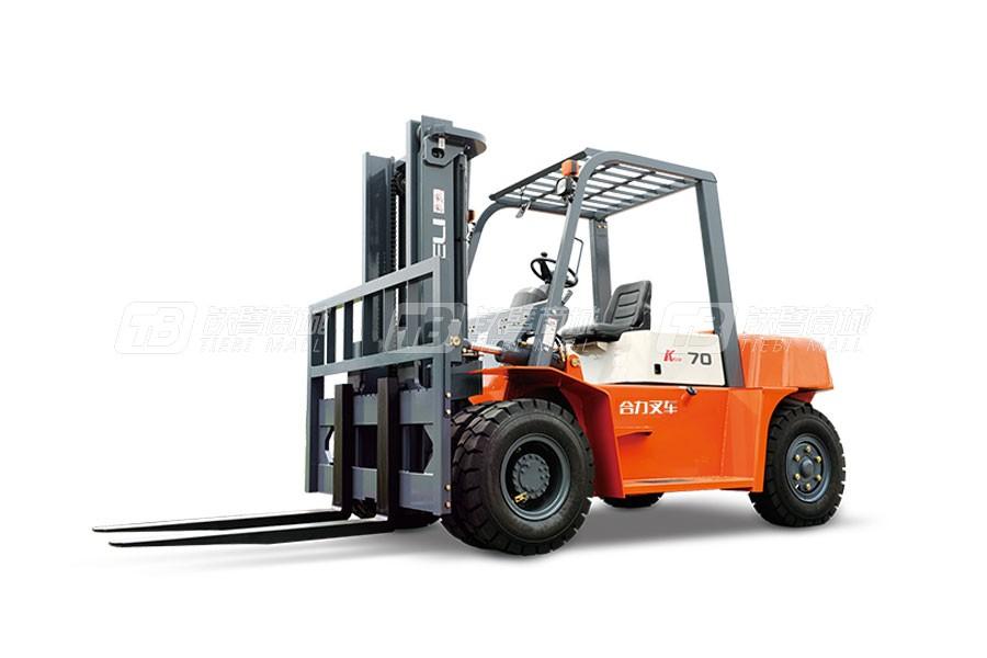 合力CPCD60K系列6吨柴油平衡重式叉车