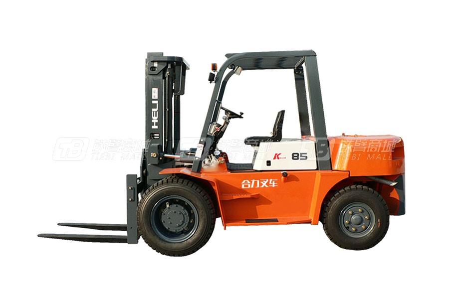 合力CPCD100K系列10吨柴油平衡重式叉车