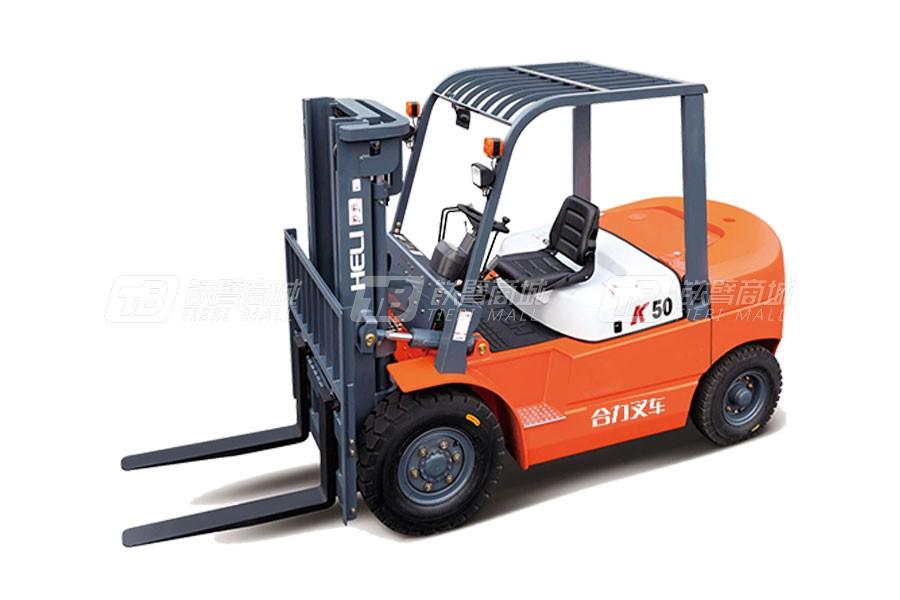 合力CPC40K2系列4吨内燃平衡重式叉车