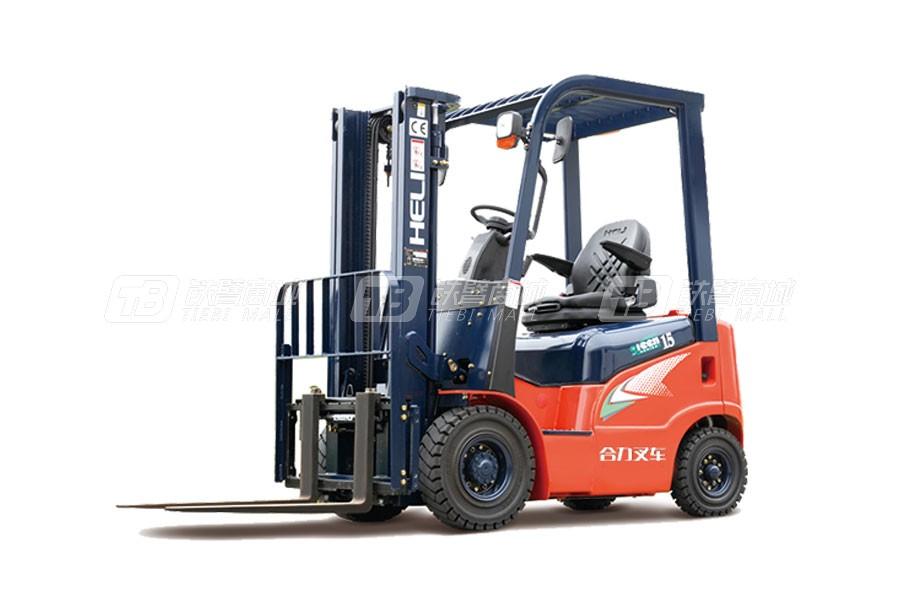 合力CPCD10G系列1吨柴油平衡重式叉车