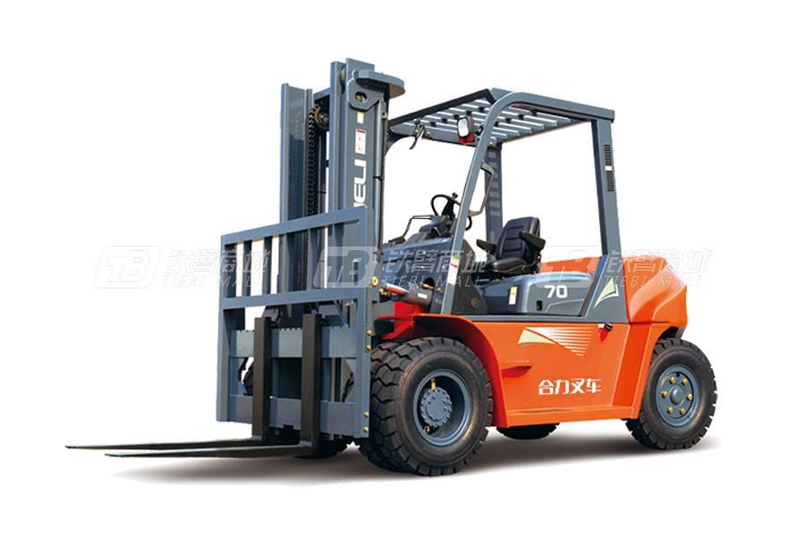 合力CPCD60G系列6吨柴油平衡重式叉车