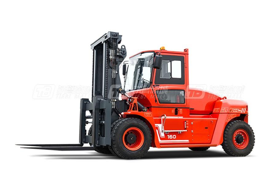 合力CPCD120-CZ-09IIIGG系列12吨(高配)内燃平衡重叉车