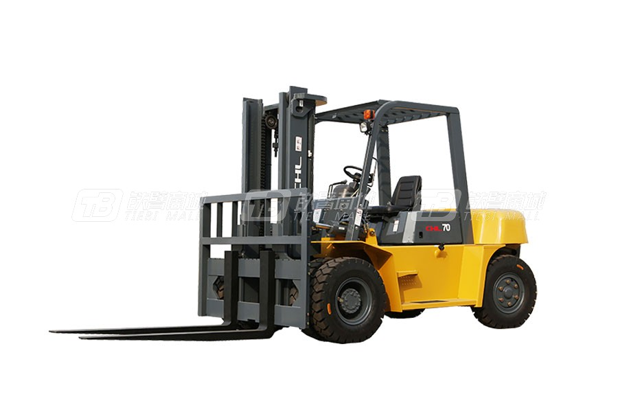 合力CPCD50CHL品牌5吨柴油平衡重式叉车