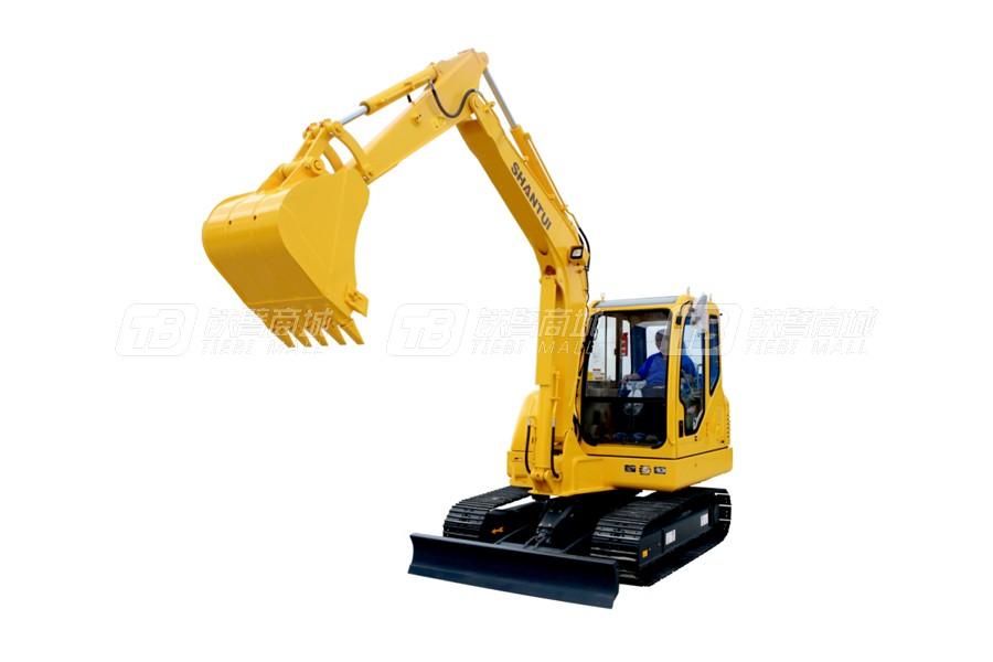 山推挖掘机SE60-9(标配版)履带挖掘机
