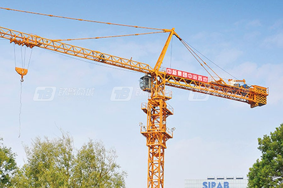 虎霸H7030B塔头式塔式起重机