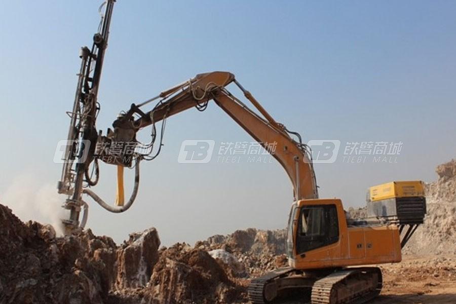 恒日科技90A挖机钻(全液压型)