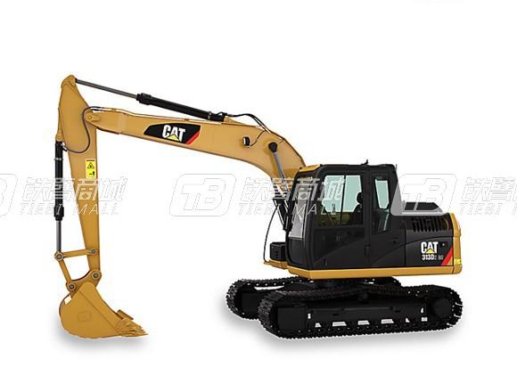 卡特彼勒313D2 GC小型液压挖掘机