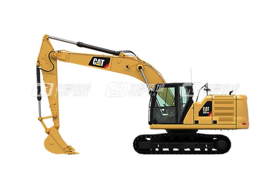 卡特彼勒新一代CAT<sup>®</sup> 320 GC液压挖掘机