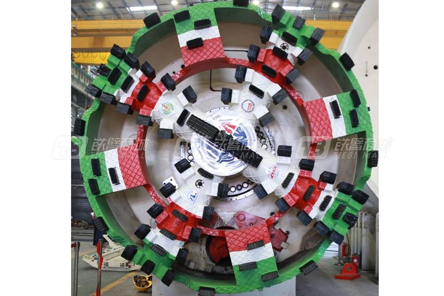 铁建重工ZTE3730小直径盾构机