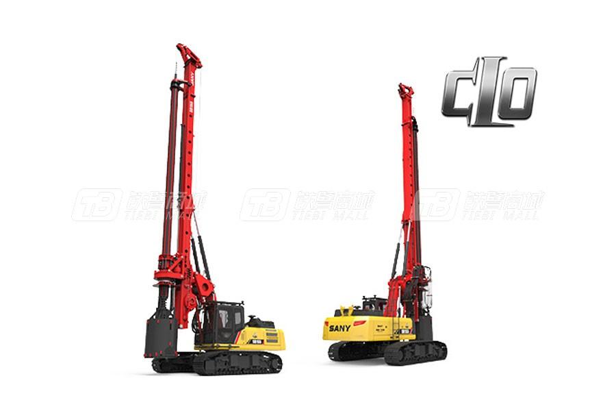 三一SR155-C10旋挖钻机