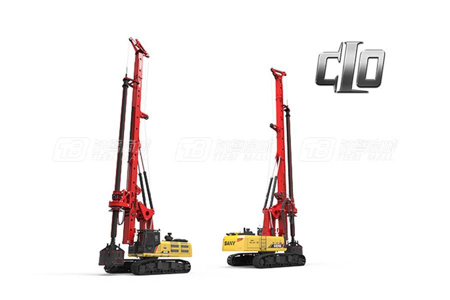 三一SR265-C10旋挖钻机