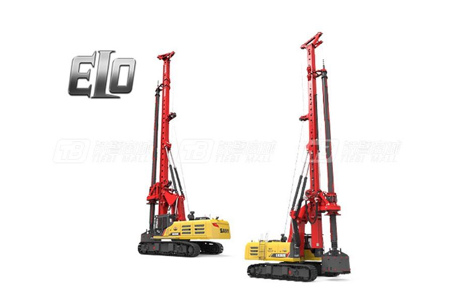 三一SR360R-E10旋挖钻机