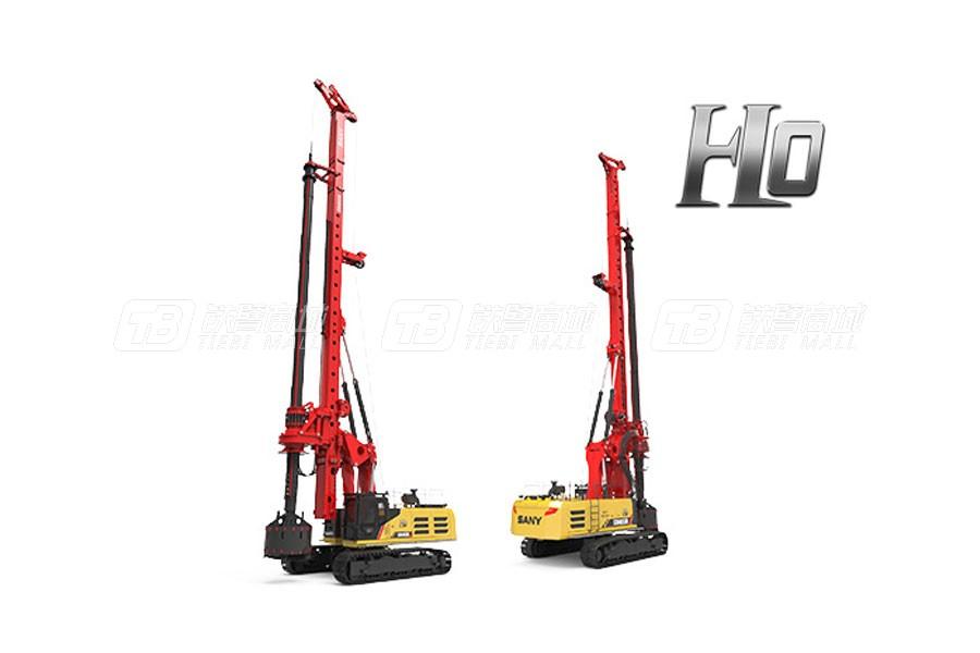 三一SR405R-H10旋挖钻机
