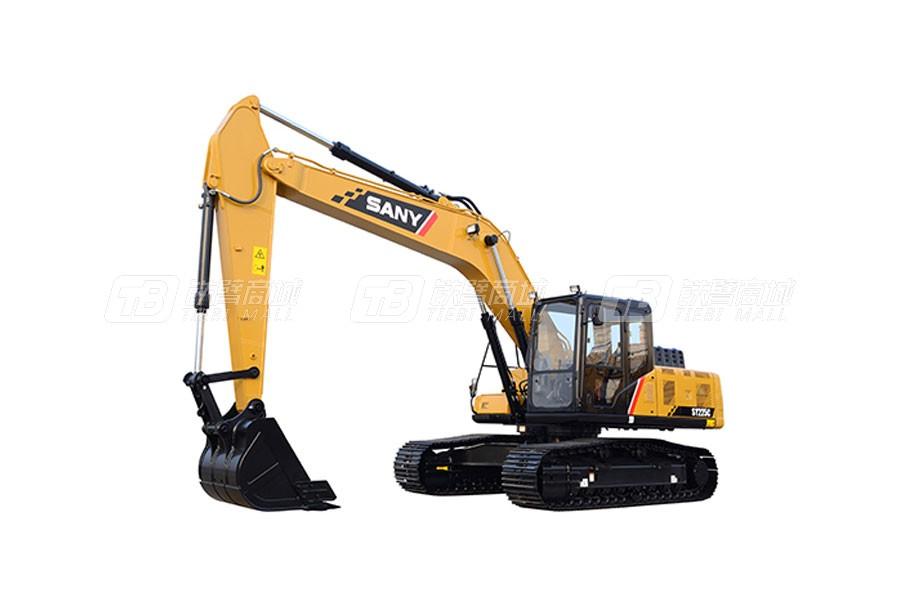 三一SY225C挖掘机