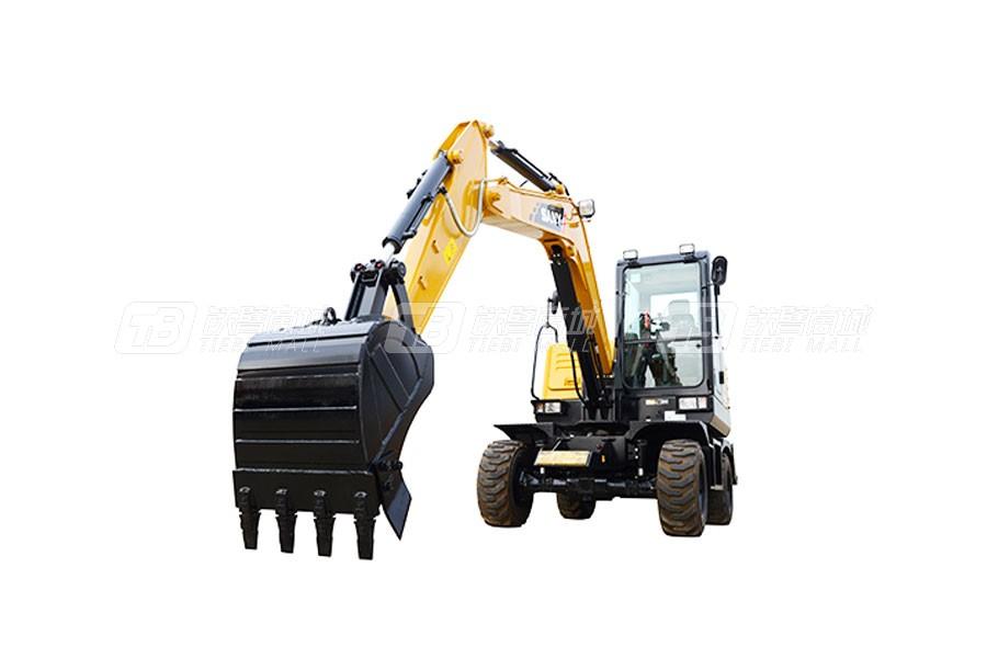 三一SY65W轮式挖掘机