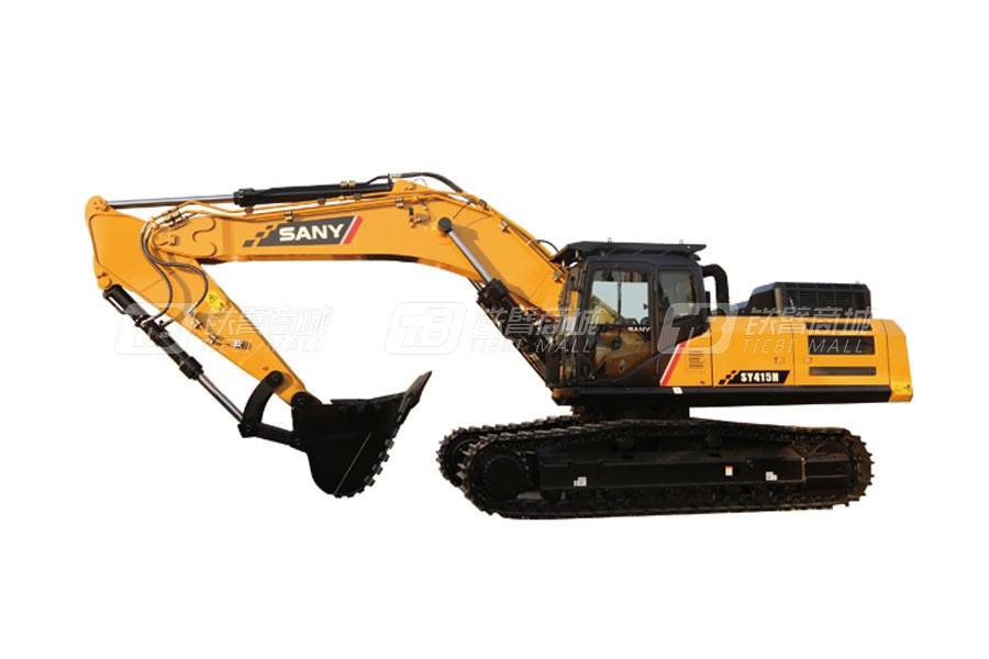 三一SY415H履带挖掘机