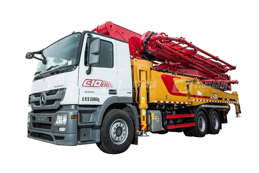 三一SYM5350THB 520-C10混凝土泵车