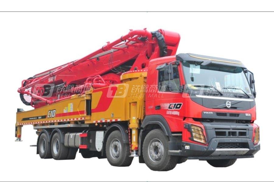 三一SYM5440THBV 600C-10混凝土泵车