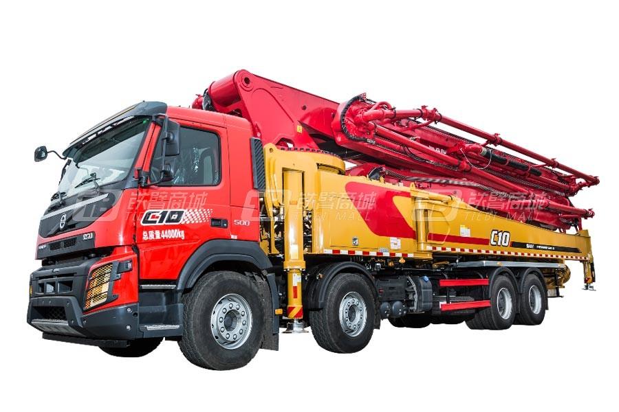 三一SYM5440THBV 620C-10A混凝土泵车