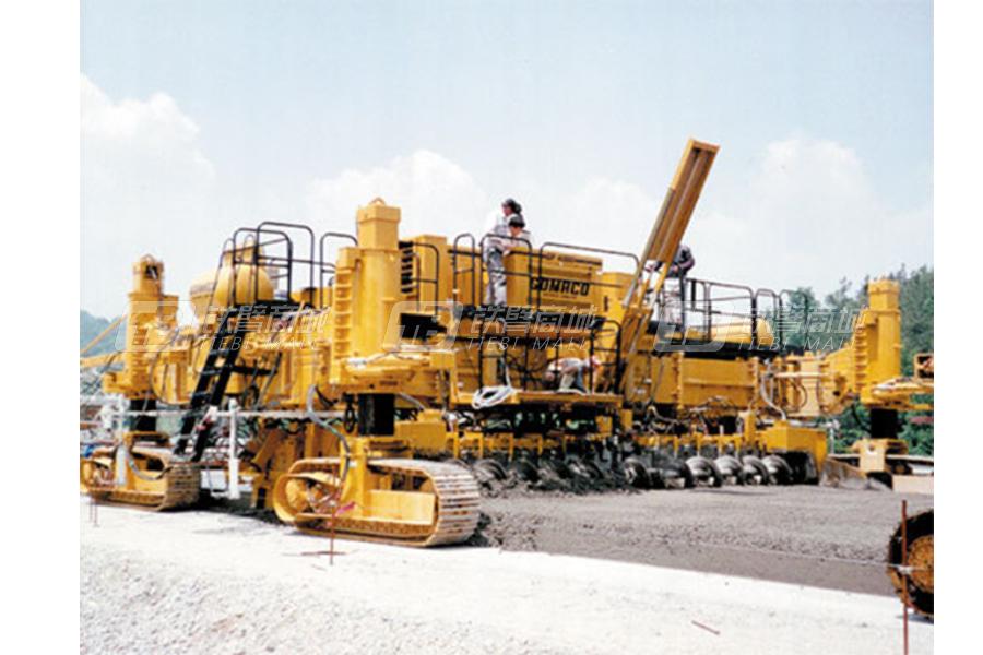 高马科GP-4000摊铺机