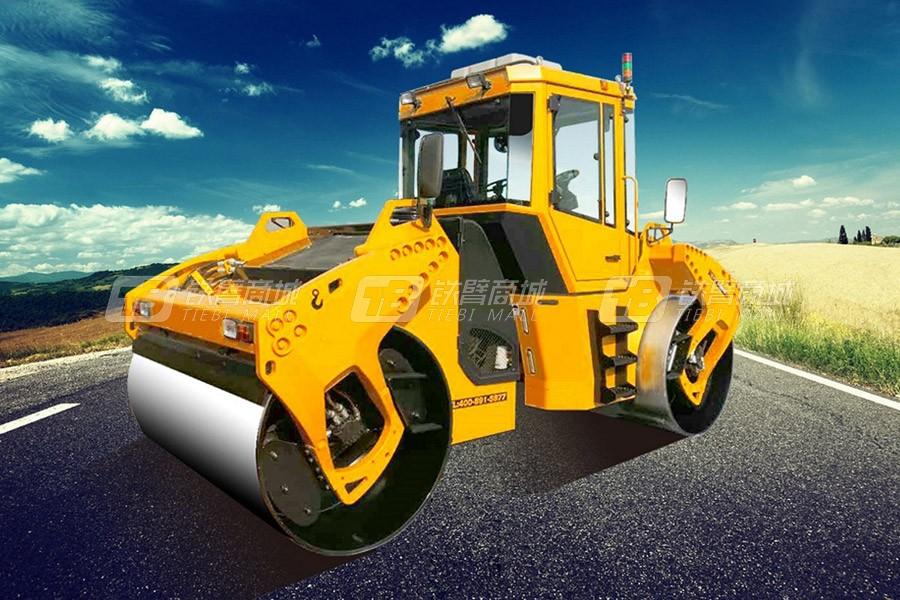 科泰重工KD137HF全液压双钢轮压路机