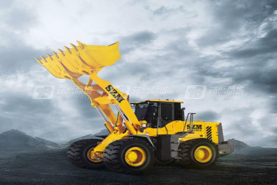 山装机械SZM953L轮式装载机