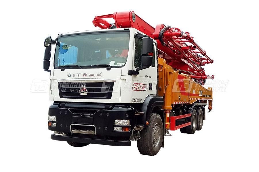 三一SYM5355THB 520-C10混凝土泵车
