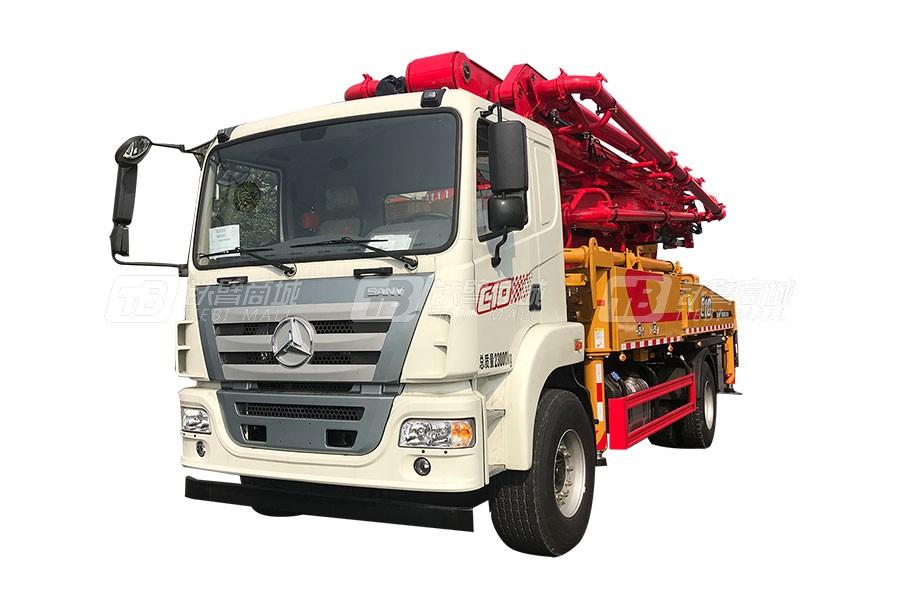 三一SYM5230THB 390C-10A混凝土泵车