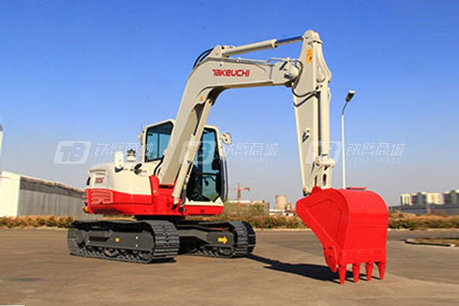竹内TB290C履带挖掘机