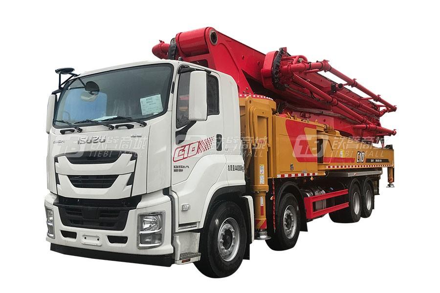三一SYM5442THBF 620C-10A混凝土泵车