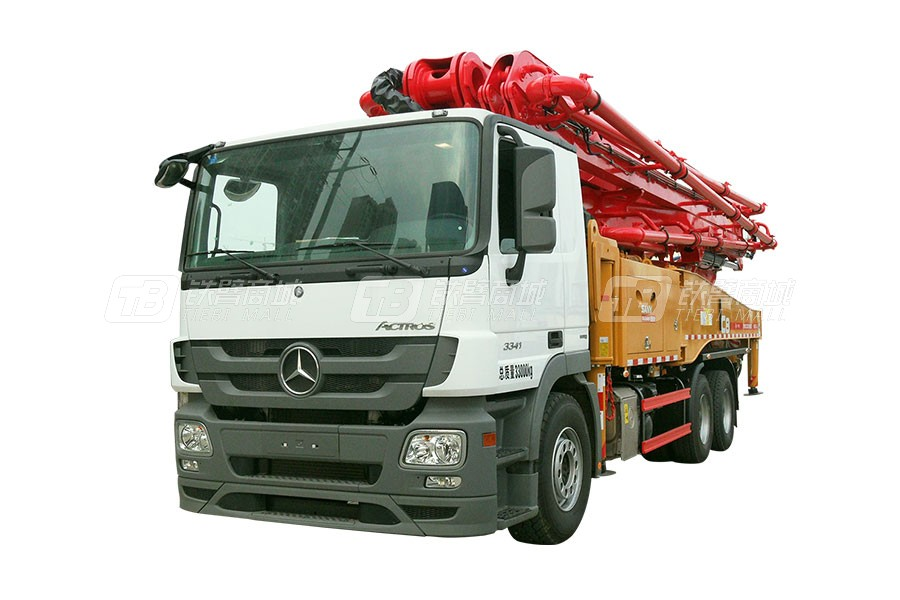 三一SYM5330THBEB 490C-8混凝土泵车