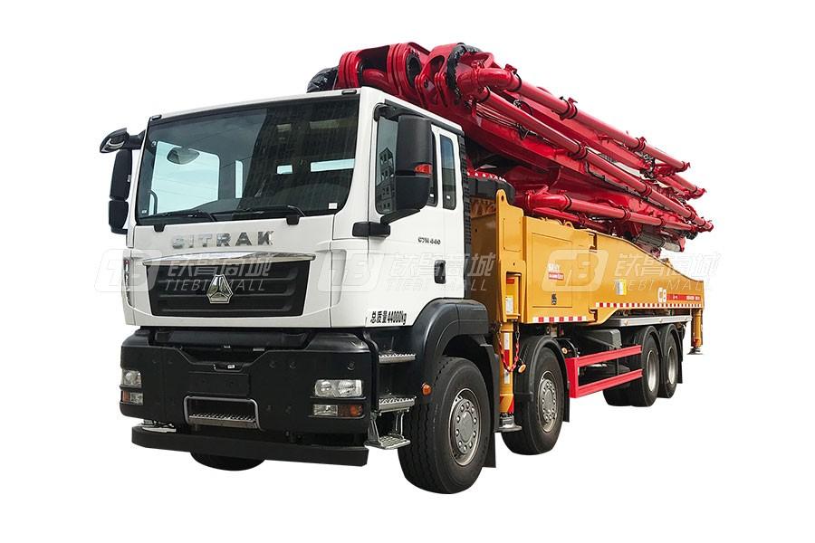 三一SYM5448THBF 560C-8A混凝土泵车