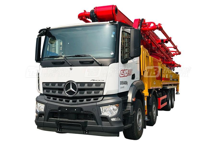 三一SYM5442THBEB 620C-10A混凝土泵车