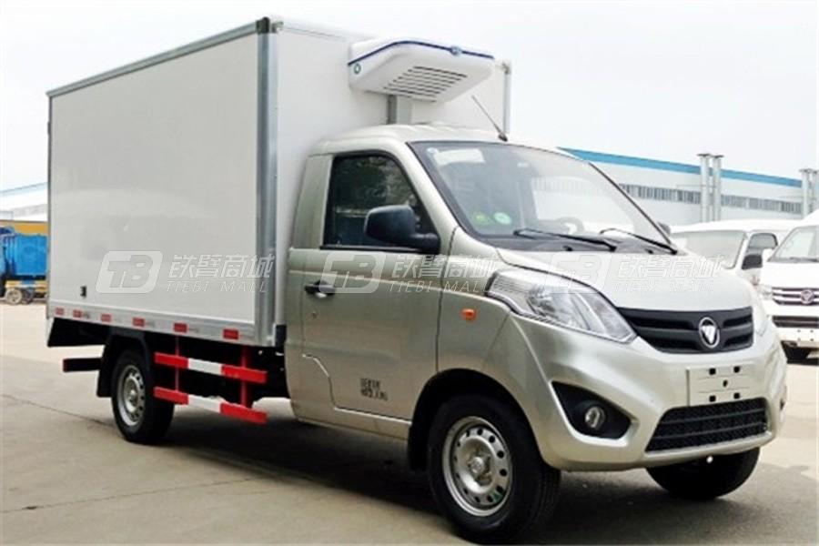 程力专汽BJ5036XLC-A1福田伽途冷藏车(厢长2.8米)
