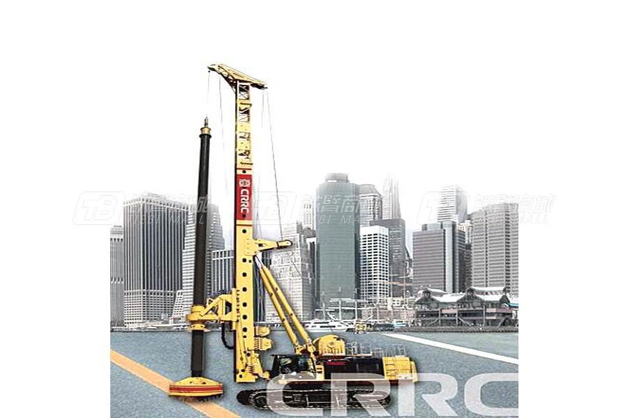 中车TR550旋挖钻机