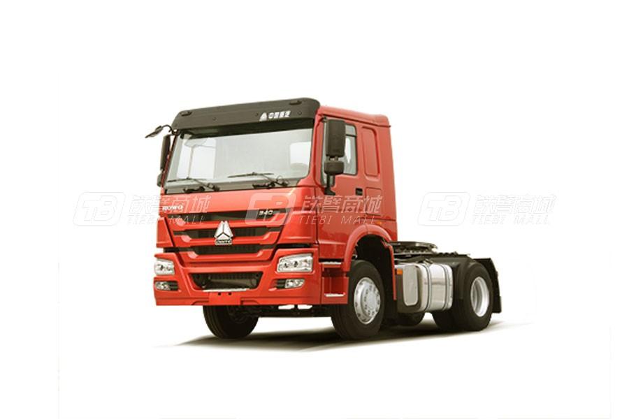 中国重汽豪沃HOWOT7 4×2 牵引车