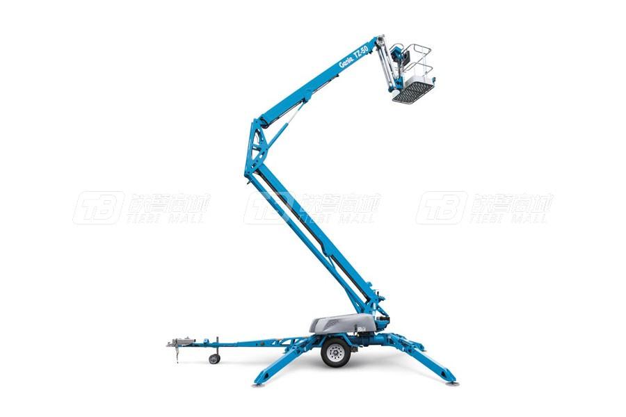 吉尼TZ-50曲臂式高空作业平台