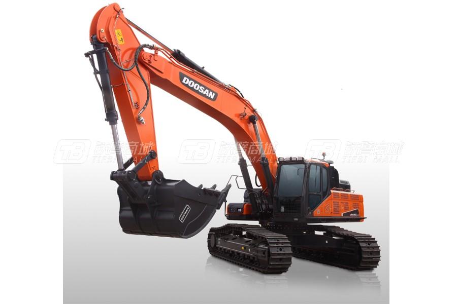 斗山DX450LC-9C履带挖掘机