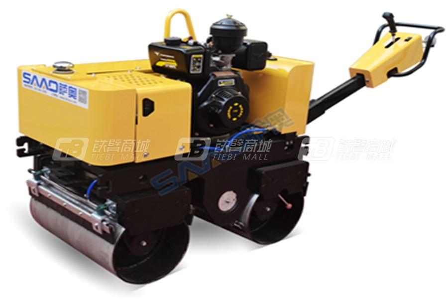 萨奥机械SYL-800C手扶压路机