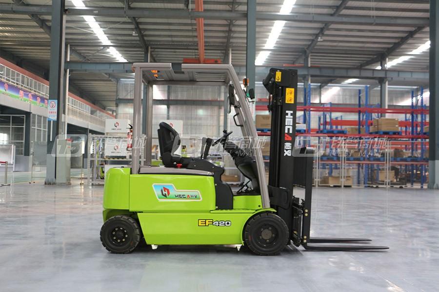 恒叉EF420蓄电池平衡重式叉车