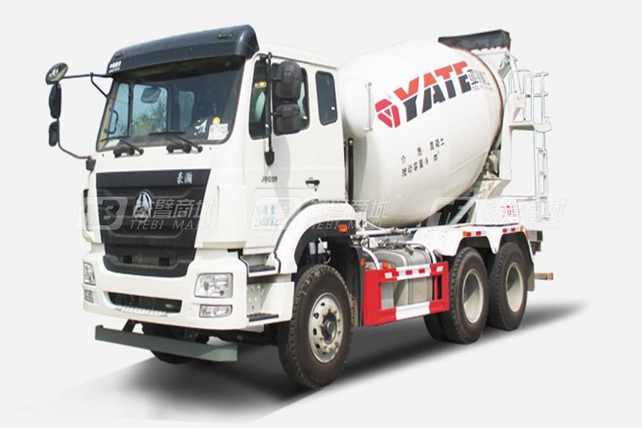 亚特重工TZ5257GJBZE3E1-285混凝土搅拌运输车
